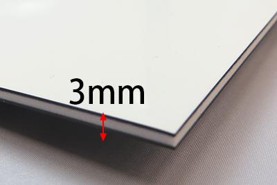 3mm厚軽量クッションマグネットシート